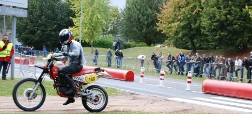 Le plaisir du motocycliste : départ du tour de France moto à Val-de-Reuil les 6 et 7 octobre