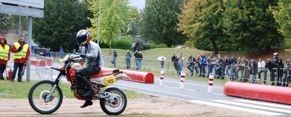 Départ du Tour de France à Moto