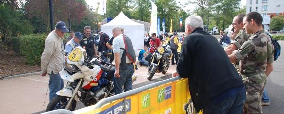 Tour de France moto 2012