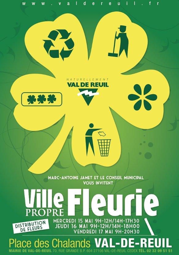 Ville fleurie 2013