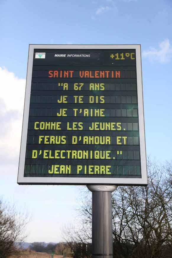 Saint-Valentin 2013