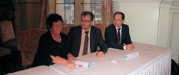 Partenariat avec la CAF