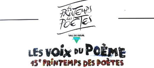 Printemps des poètes - Les voix du poème