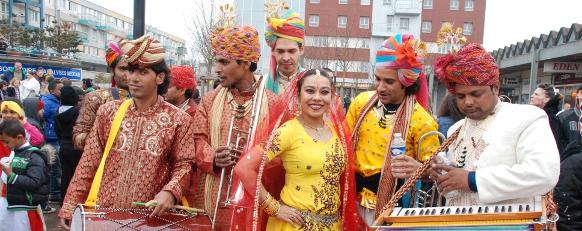 L'Asie au Carnaval 2013