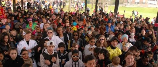 L'Asie s'invite au carnaval 2013