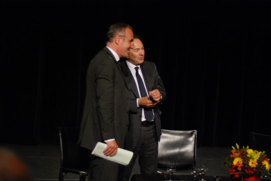 Gilles Kepel et Marc-Antoine Jamet