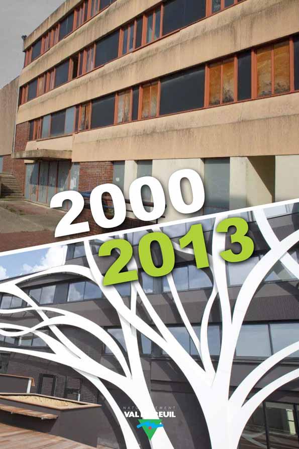 Portfolio 2000-2013 : regards sur la Ville