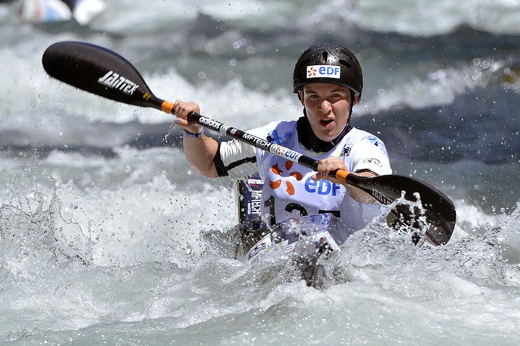 Claire Bren - Championne de sport adapté