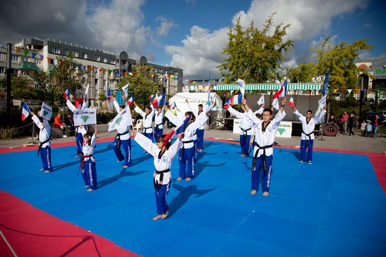 Fête du Sport 2013