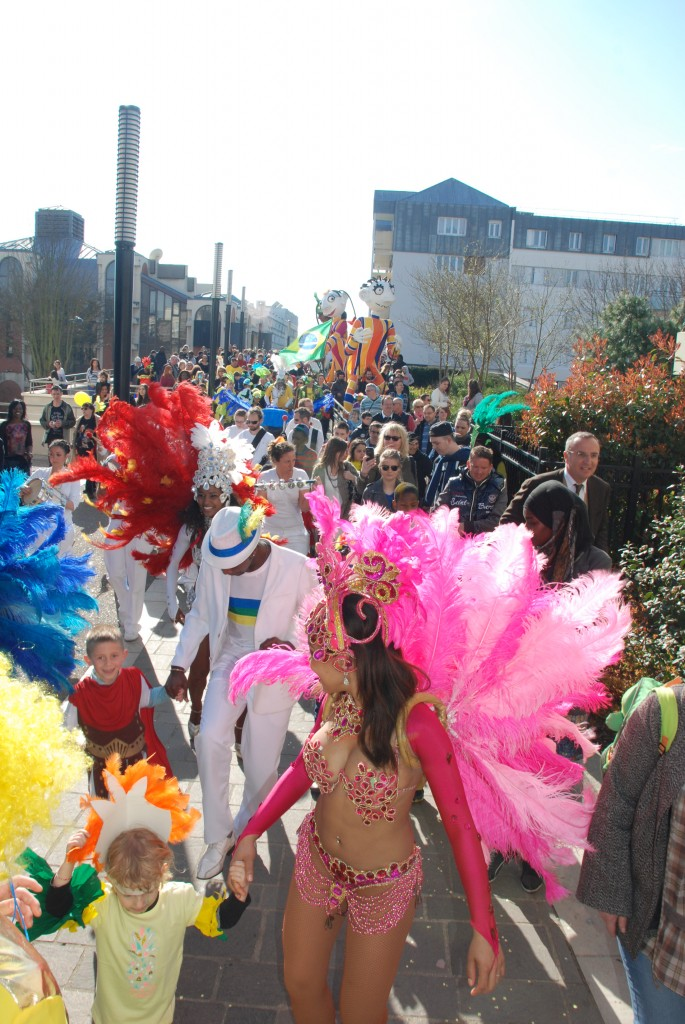Carnaval endiablé