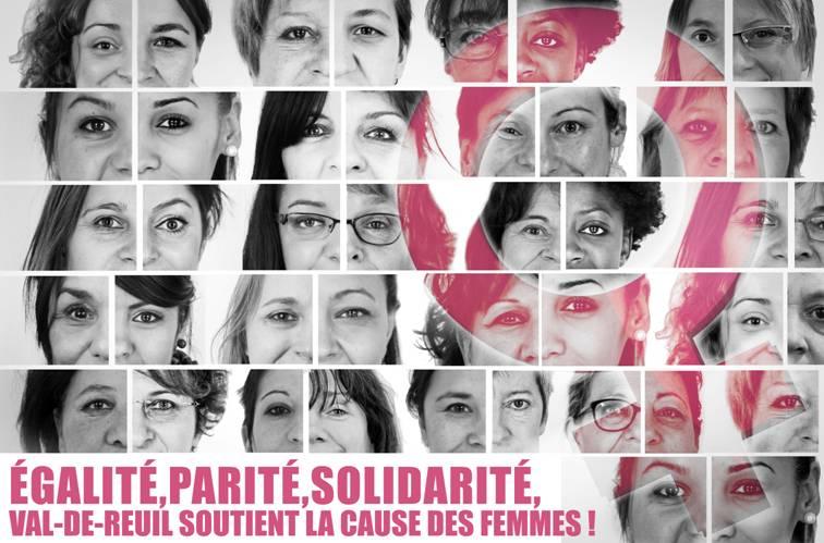 La Rolivaloise / l'égalité / la parité