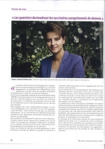 Interview de Mme Najat Vallaud Belkacem