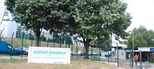 Sanofi fête ses 40 ans à Val-de-Reuil : emploi, santé, prospérité
