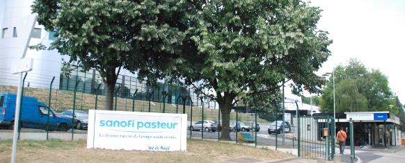 Sanofi : depuis 40 ans à Val-de-Reuil
