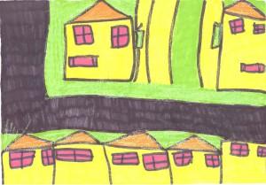 des maisons et des hommes
