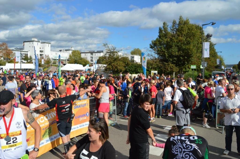 Retour sur le marathon Seine-Eure