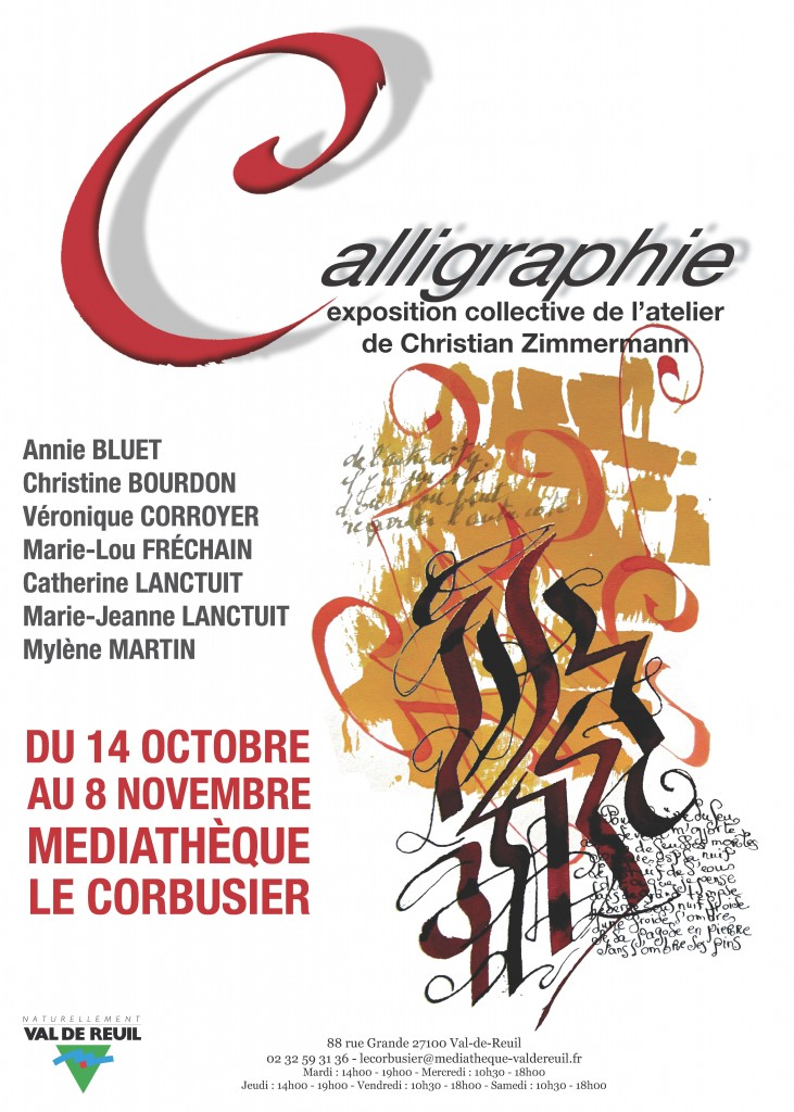 Exposition Calligraphie