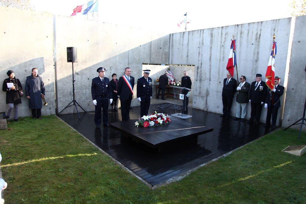 Commémoration du 11 Novembre 2014