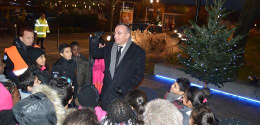 Noël : les illuminations lancent les festivités de fin d'année