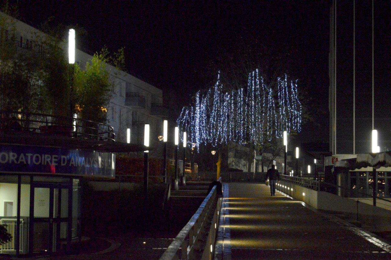 A 17h15 vendredi 5 décembre les illuminations de Noël lanceront les festivités de fin d'année