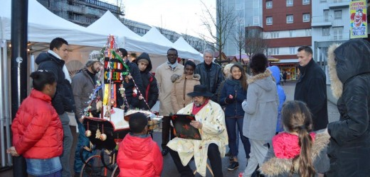 Marché de Noël rolivalois : convivialité, animations et produits de qualité