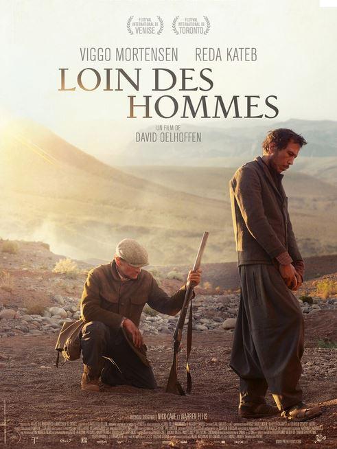 """""""Loin des hommes"""" le 20 février au cinéma Les Arcades"""