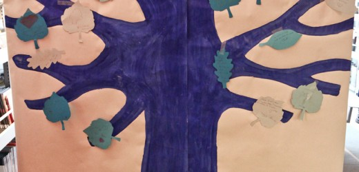 """Une exposition """"L'arbre de printemps"""" pour la journée internationale de l'autisme"""