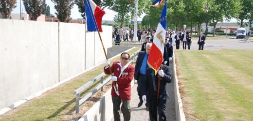 Cérémonie du 8 mai 1945 : rassemblement à 10h45 au monument Mémoire et Paix