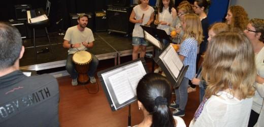 L'école intercommunale de musique et de danse de Val de Reuil