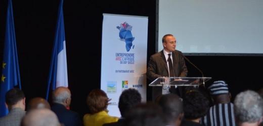 """Val-de-Reuil accueille les rencontres """"Entreprendre avec l'Afrique du XXIème siècle"""""""
