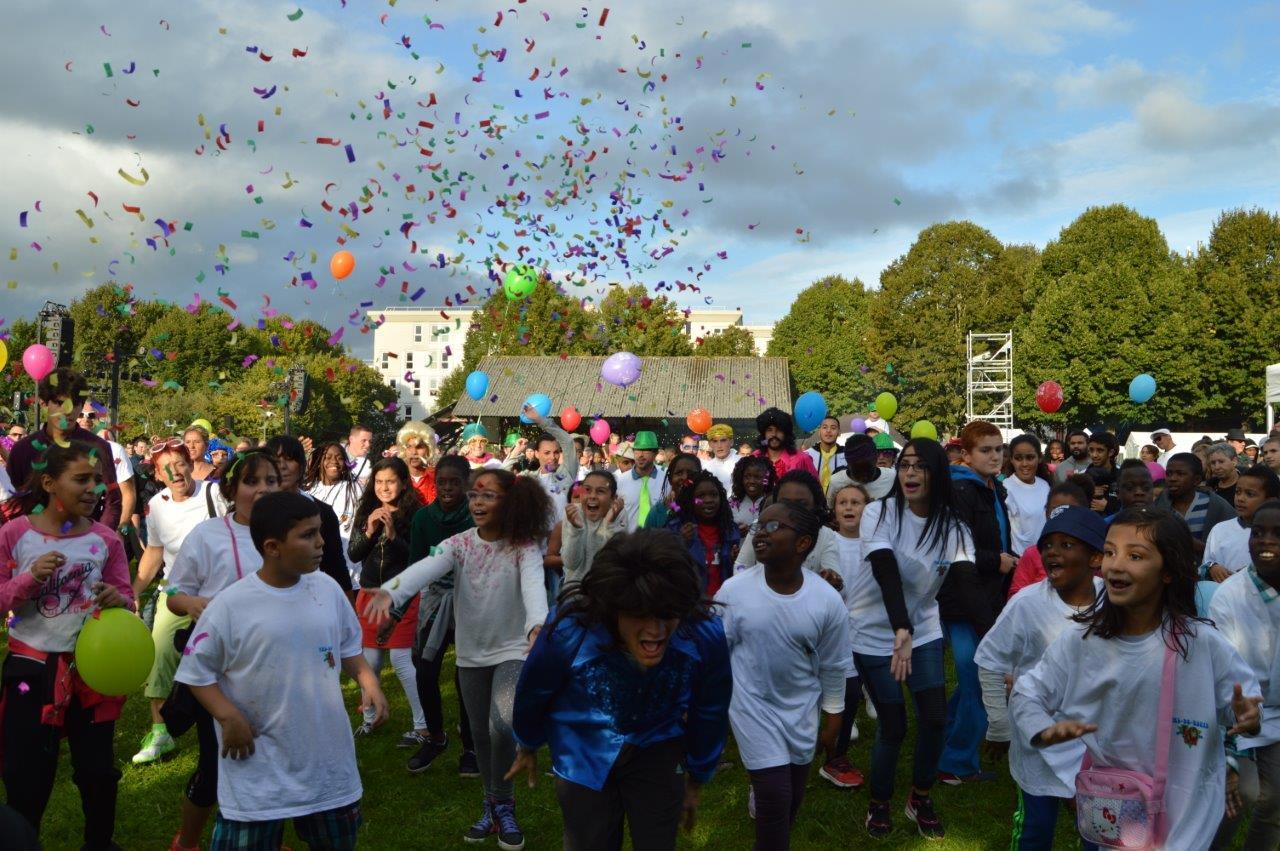 Val-de-Reuil fête ses 40 ans avec vous : retour en images