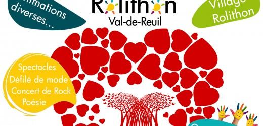 Les Rolivalois ont du coeur : venez nombreux au Téléthon 2015 !