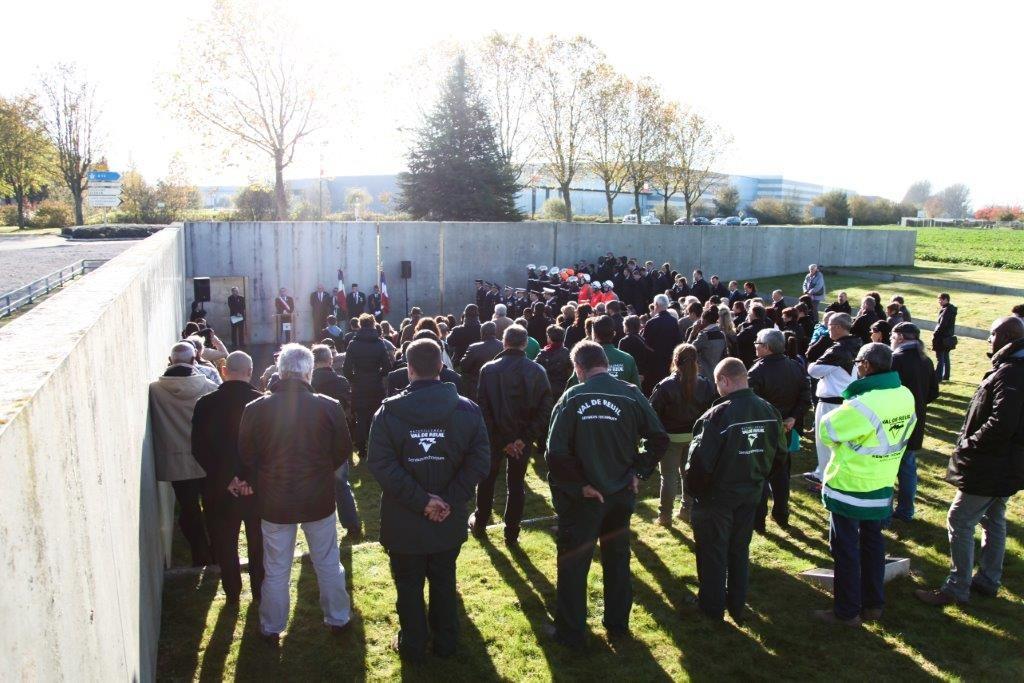 Une commémoration toujours suivie à Val-de-Reuil