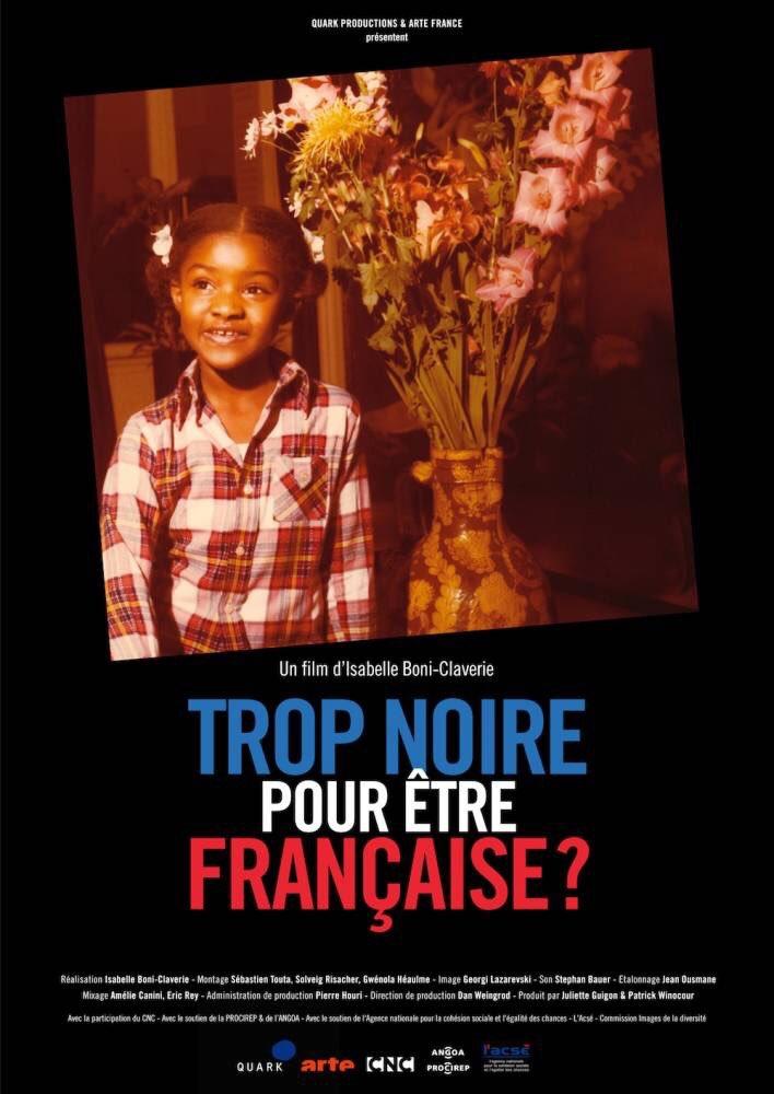 """Cinéma Les Arcades : """"Trop noire pour être française"""", soirée spéciale en présence de la réalisatrice"""