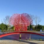 L'arbre rouge de Christian Zimmermann