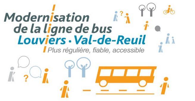 La mise en place du futur bus à haut niveau de service – des interrogations avant les inquiétudes