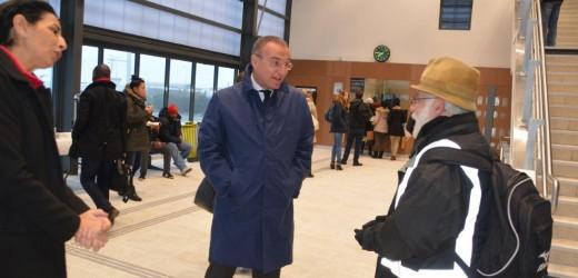 Ouverture de la nouvelle gare de Val-de-Reuil : le long combat d'une décennie et demi qui s'achève