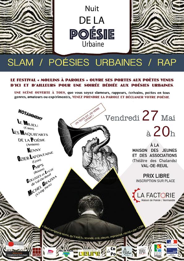 """Festival """"Moulin à Paroles"""" : du jeudi 26 au dimanche 29 mai, une édition """"So British""""!"""