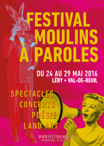 Festival Moulin à Paroles