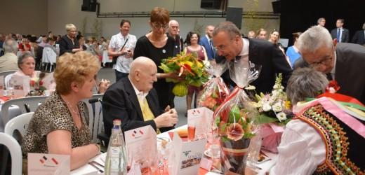 Un repas des séniors rolivalois sous le signe de l'amitié Franco-Polonaise