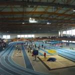 Championnats de France UNSS à Jesse Owens