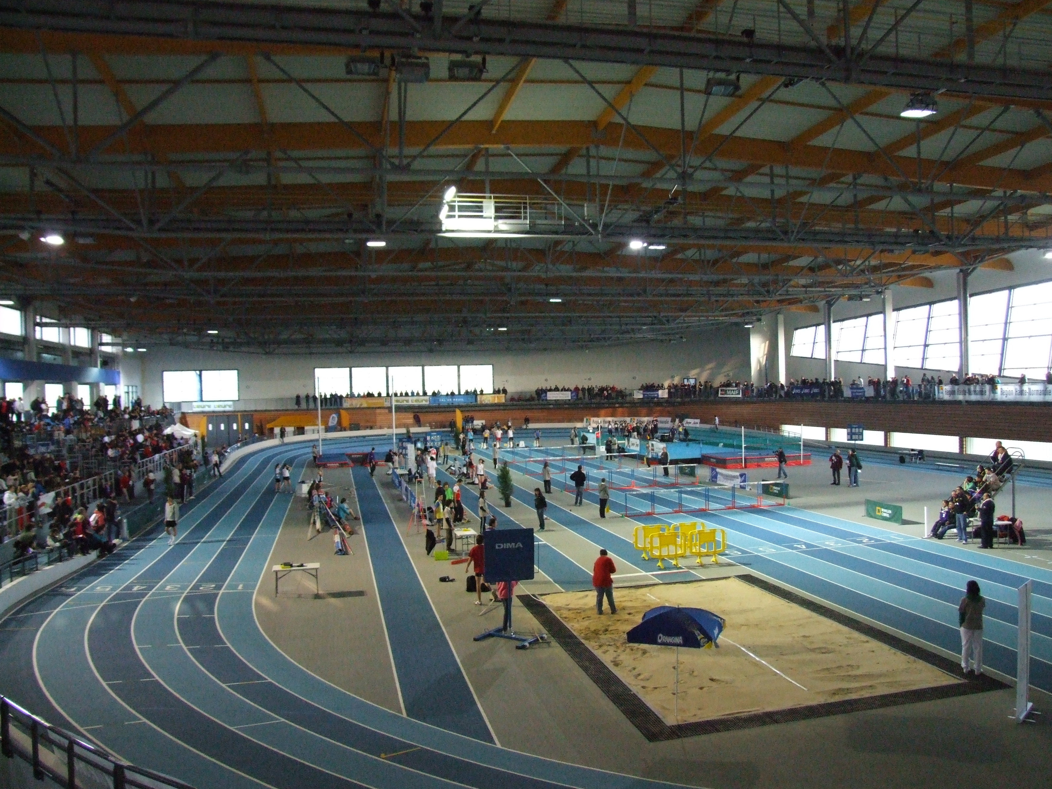 Val-de-Reuil: capitale du sport UNSS!