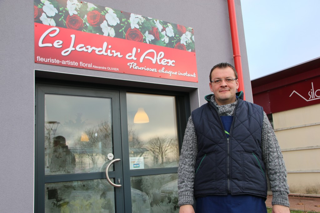 Le Jardin d'Alex : suivez les fleurs
