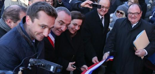 La Ministre du logement dans la dynamique de Val-de-Reuil