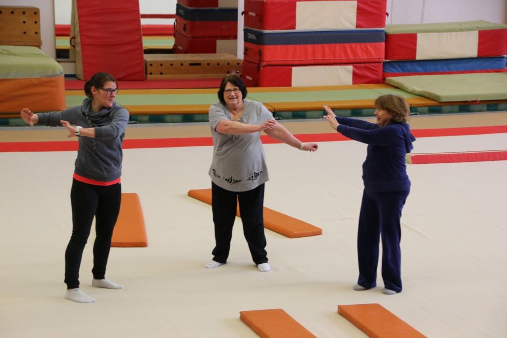 Activités pour seniors