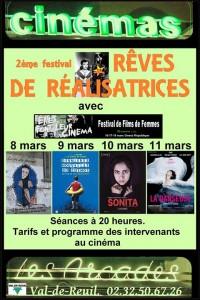 Un Festival pour la journée du Droit des Femmes