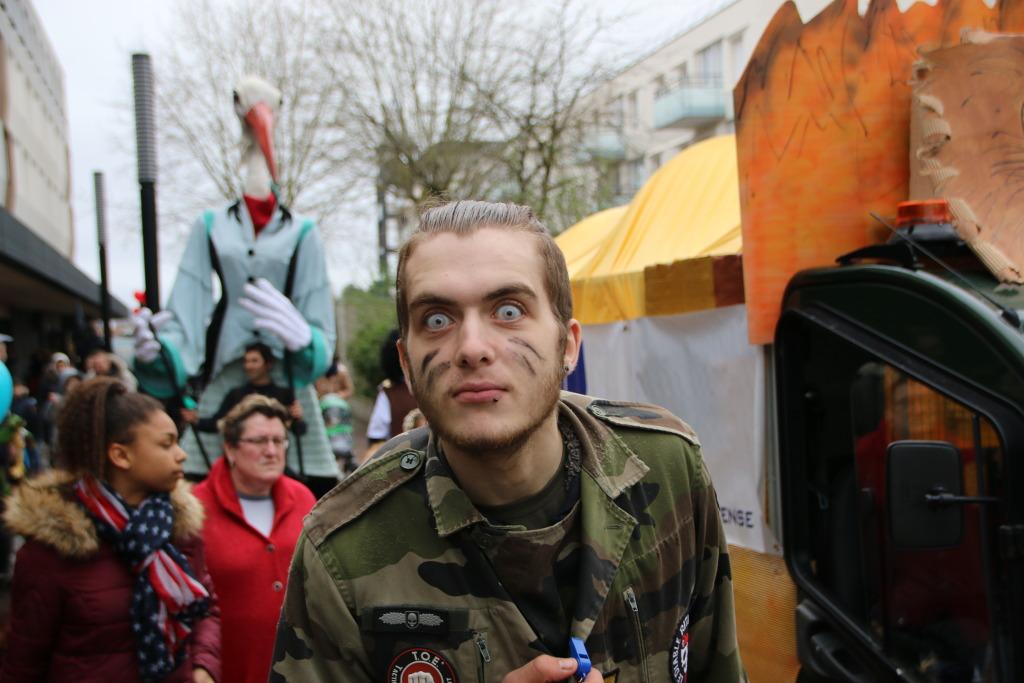 Tous au carnaval samedi !