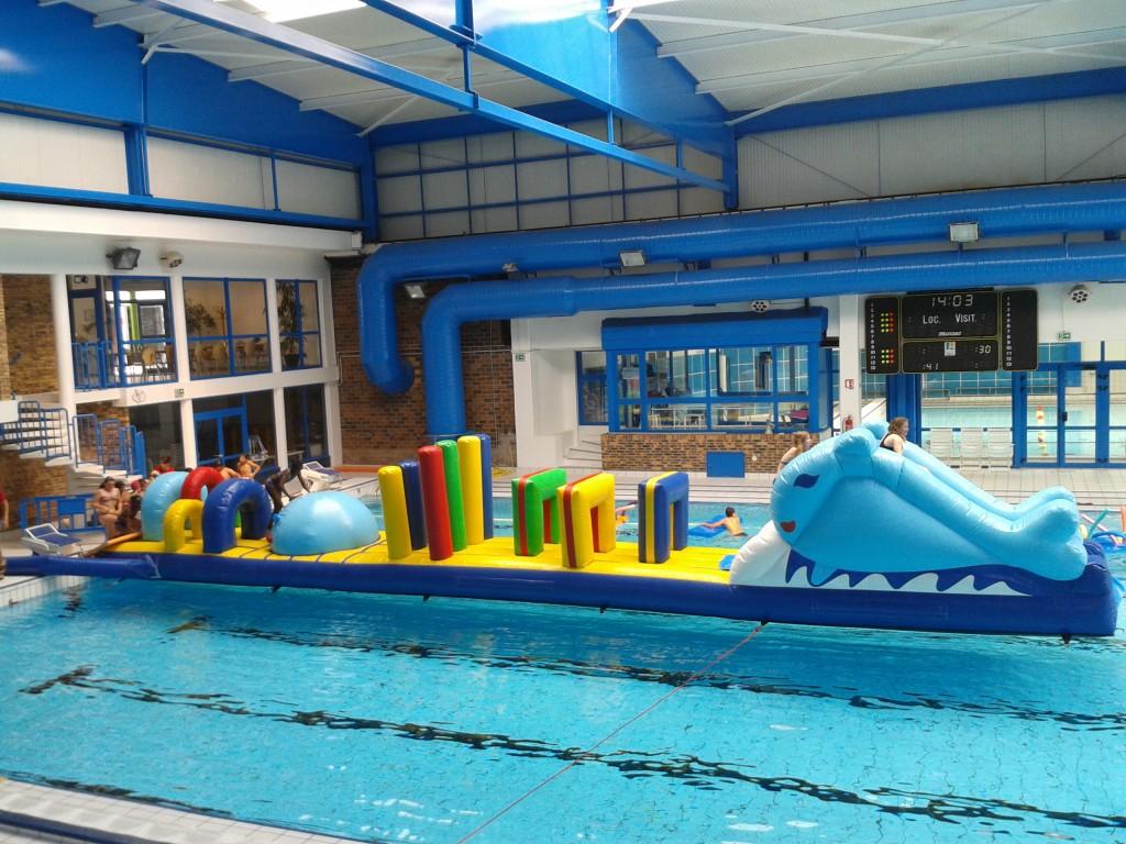 Une piscine agréable pour tous