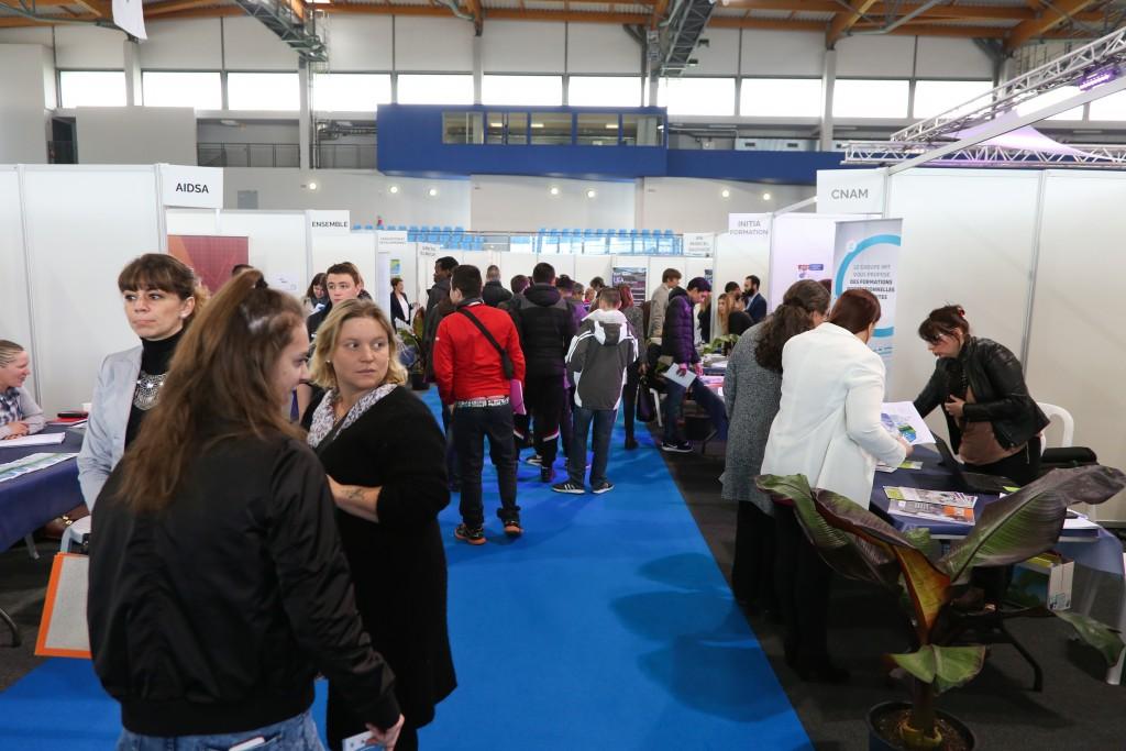 3ème forum des métiers - 2017