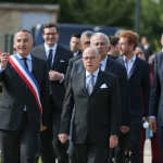 L'arrivée de Bernad Cazeneuve